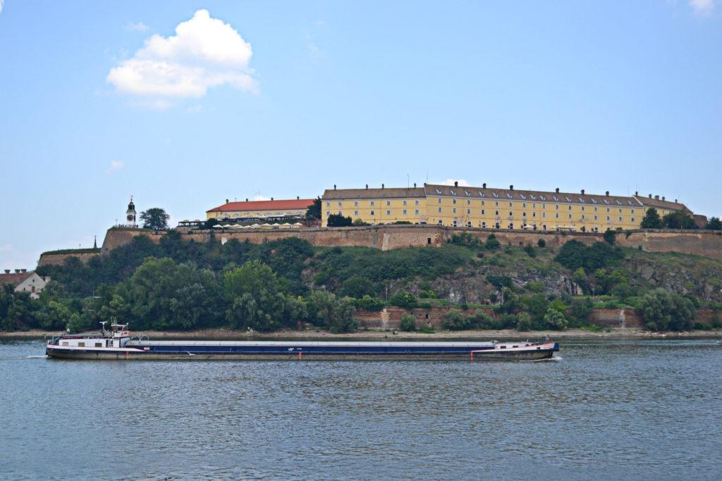 Δυο μέρες στο Νόβι Σαντ της Σερβίας. Φρούριο Πετροβαραντίν.