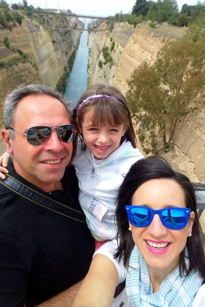 Τα παιδιά ταξιδεύουν στην Ελλάδα - Ισθμός της Κορίνθου