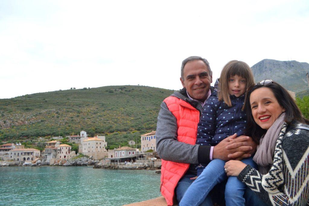 Τα παιδιά ταξιδεύουν στην Ελλάδα - Μάνη - Αερόπολη