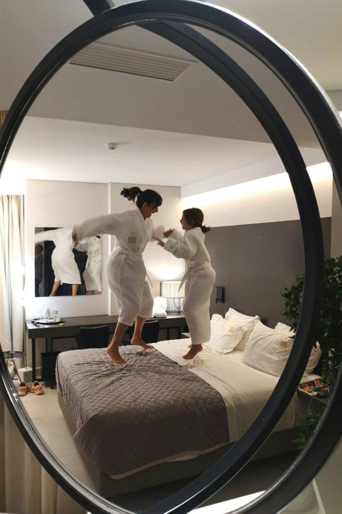 Royalty Hotel Athens, οικογενειακό δωμάτιο