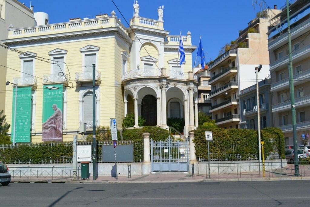 Μια ολοήμερη περιήγηση στην Αθήνα. Μουσείο Κυκλαδικής Τέχνης