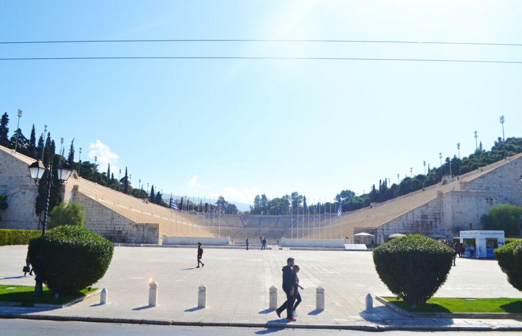 Μια ολοήμερη περιήγηση στην Αθήνα. Παναθηναϊκό Στάδιο