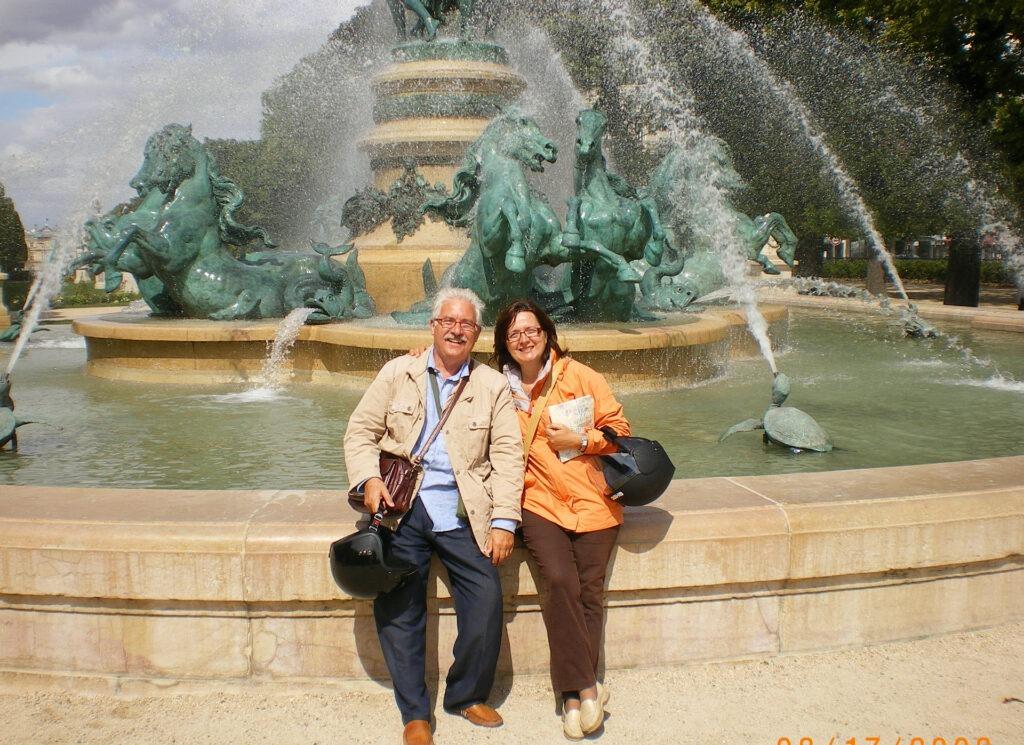 Οδικό ταξίδι στο Παρίσι