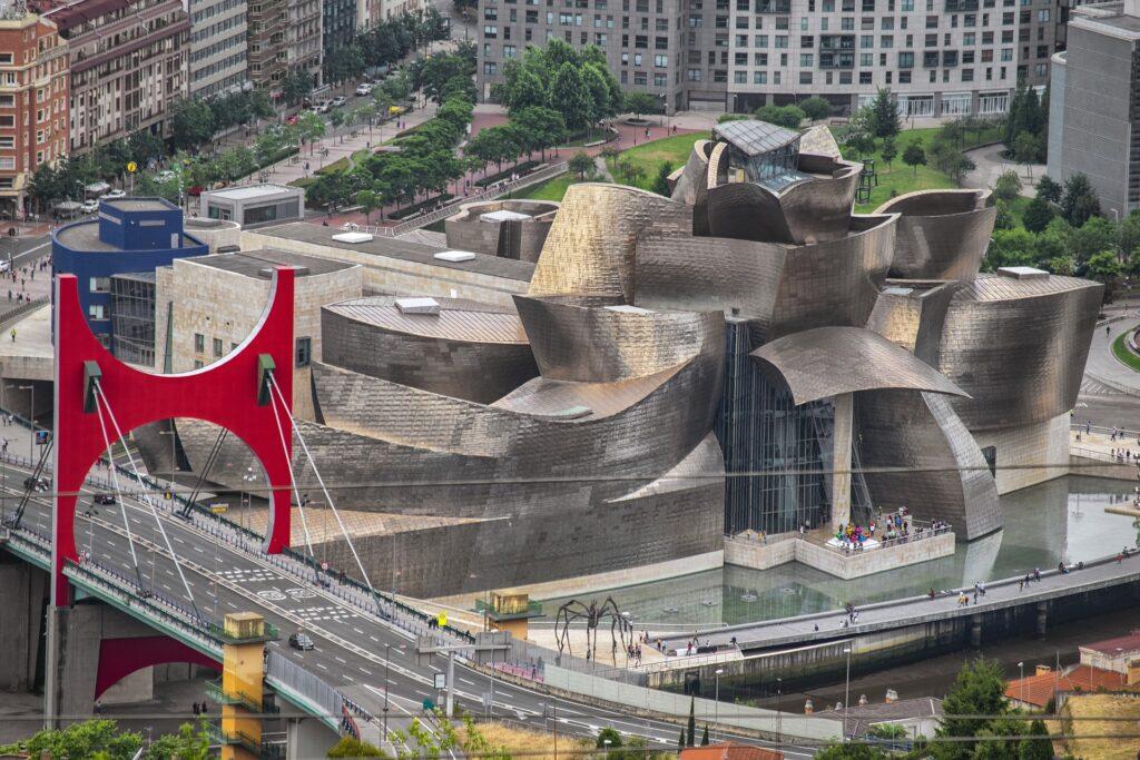 Virtual tour σε μουσεία του κόσμου από το σπίτι μας! Guggenheim museum, Bilbao
