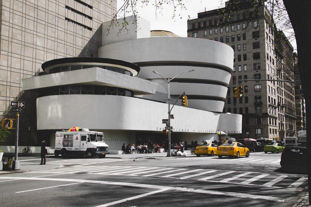 Virtual tour σε μουσεία του κόσμου από το σπίτι μας! Μουσείο Guggenheim, Νέα Υόρκη