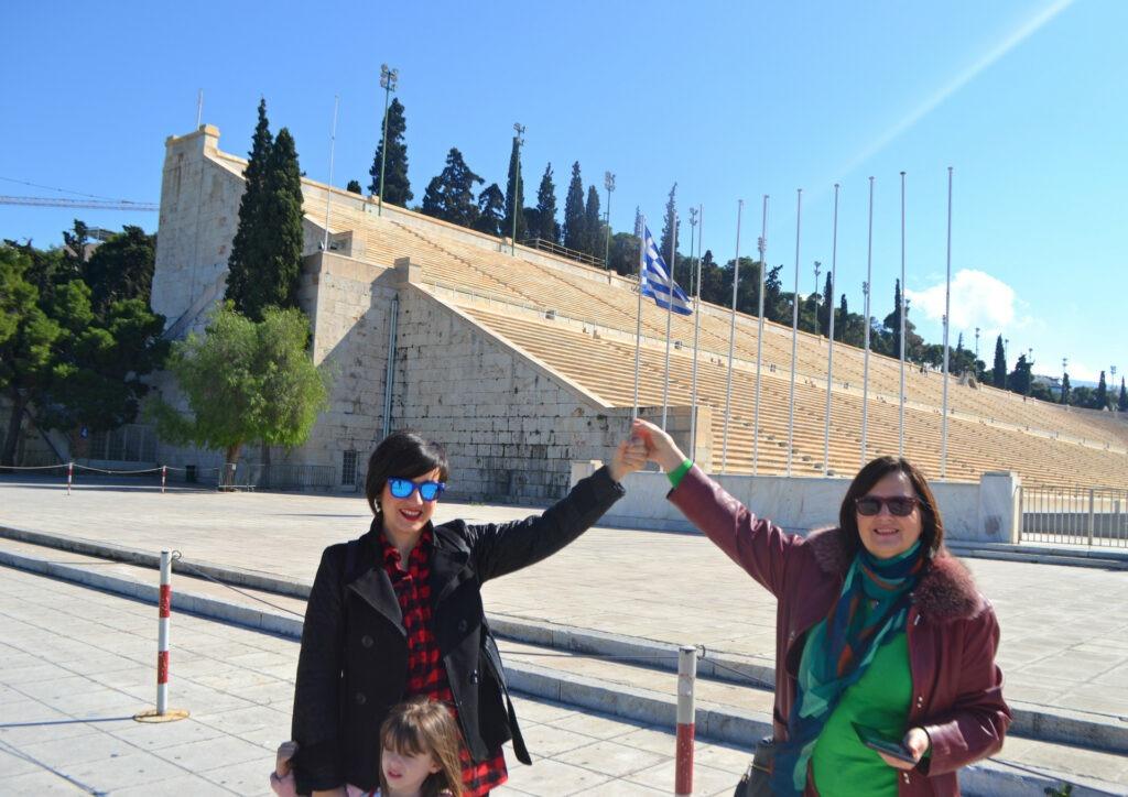 Μια ολοήμερη περιήγηση στην Αθήνα. Το Καλλιμάρμαρο