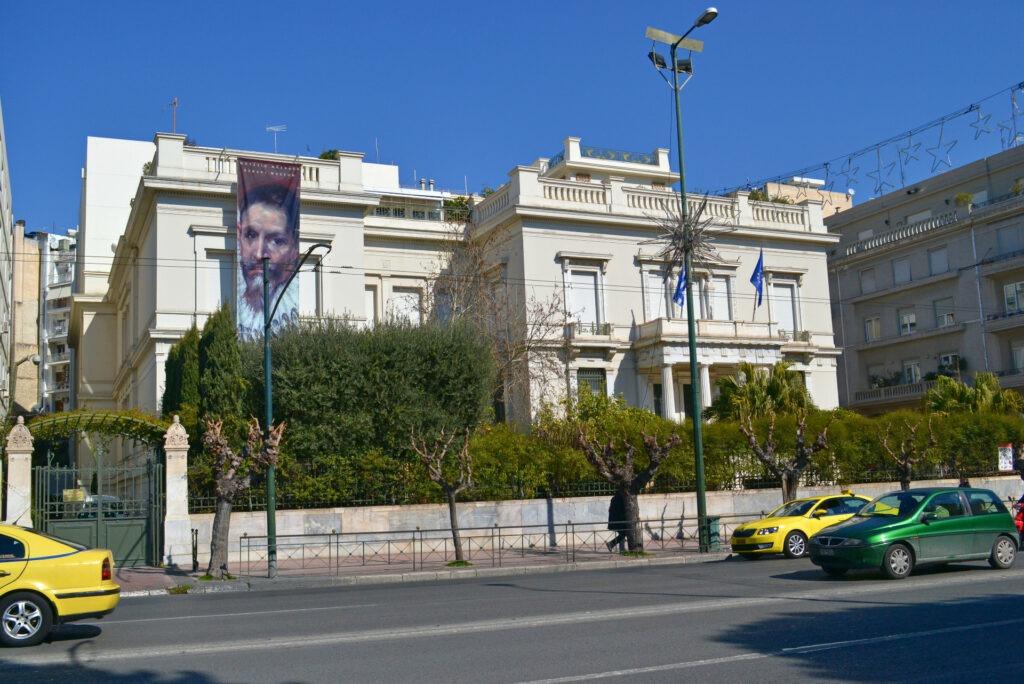 Μια ολοήμερη περιήγηση στην Αθήνα. Μουσείο Μπενάκη