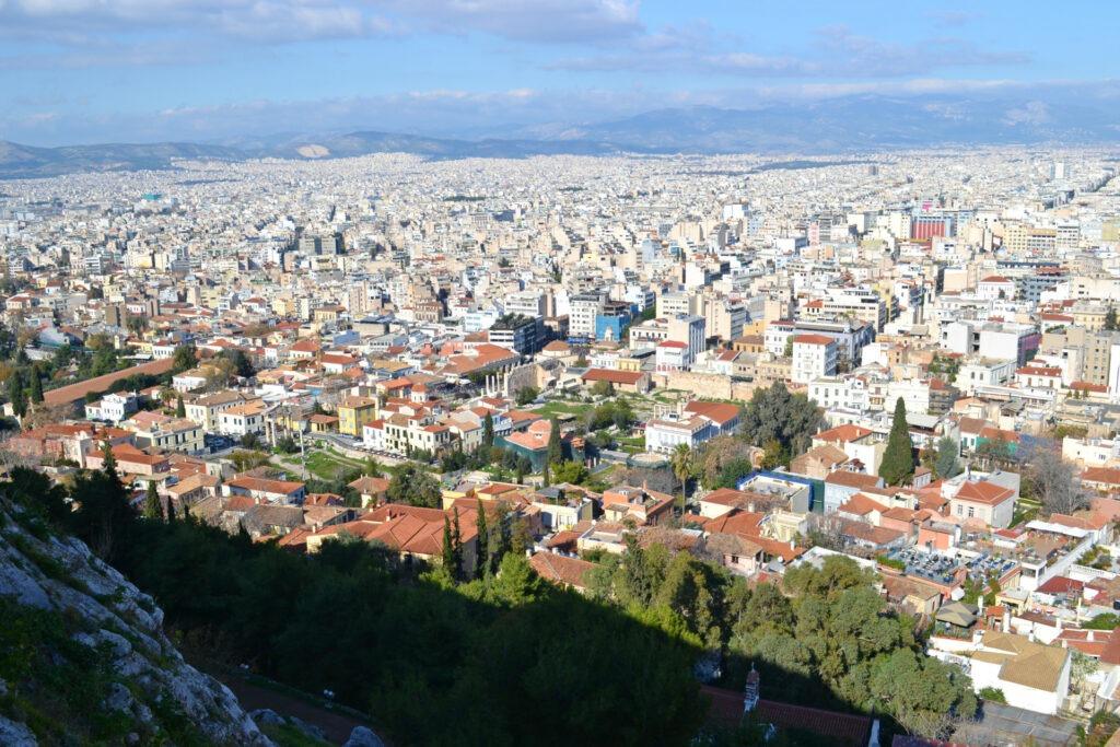 Μια ολοήμερη περιήγηση στην Αθήνα