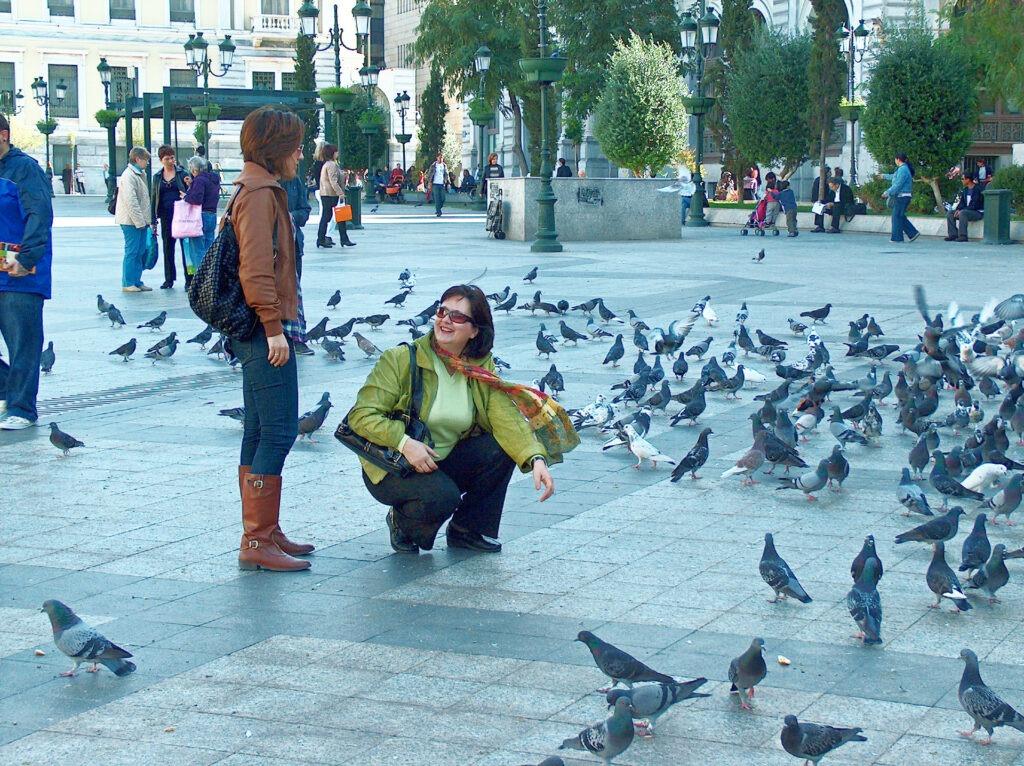 Μια ολοήμερη περιήγηση στην Αθήνα. Πλατεία Κοτζιά