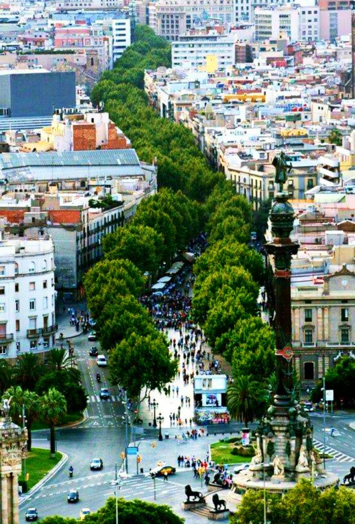 Το ταξίδι μου στη Βαρκελώνη