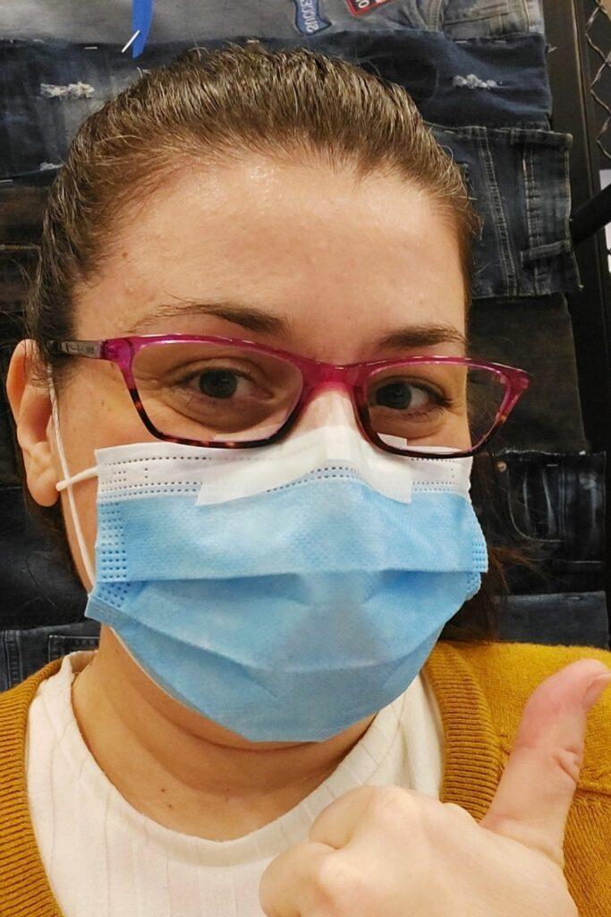 30 ιδέες για την καθημερινότητα όλης της οικογένειας_ένα tip για να μην θολώνουν τα γυαλιά όταν φοράμε μάσκα