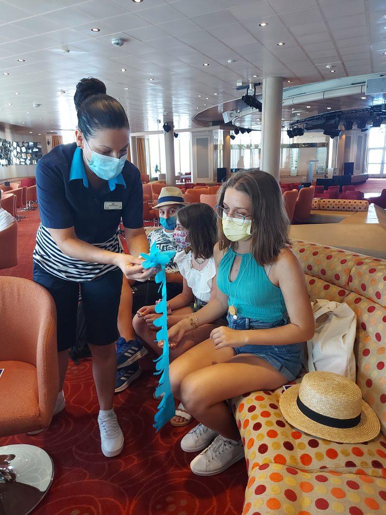 Οικογενειακή κρουαζιέρα με τη Celestyal Cruises εξερευνώντας το Μυθικό Αρχιπέλαγος, diy for all