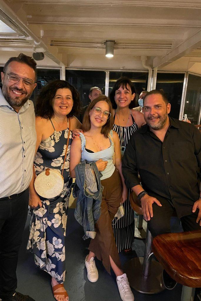 Οικογενειακή κρουαζιέρα με τη Celestyal Cruises. Μετά τη συναυλία με τον Στέλιο Διονυσίου.