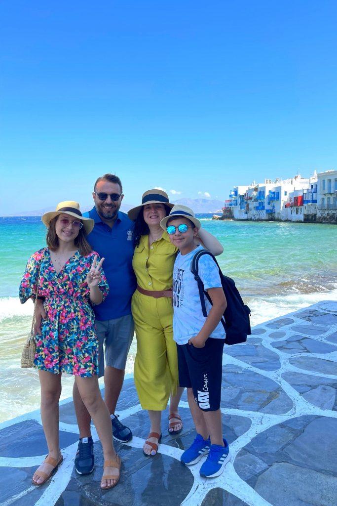 Οικογενειακή κρουαζιέρα με τη Celestyal Cruises εξερευνώντας τη Μύκονο