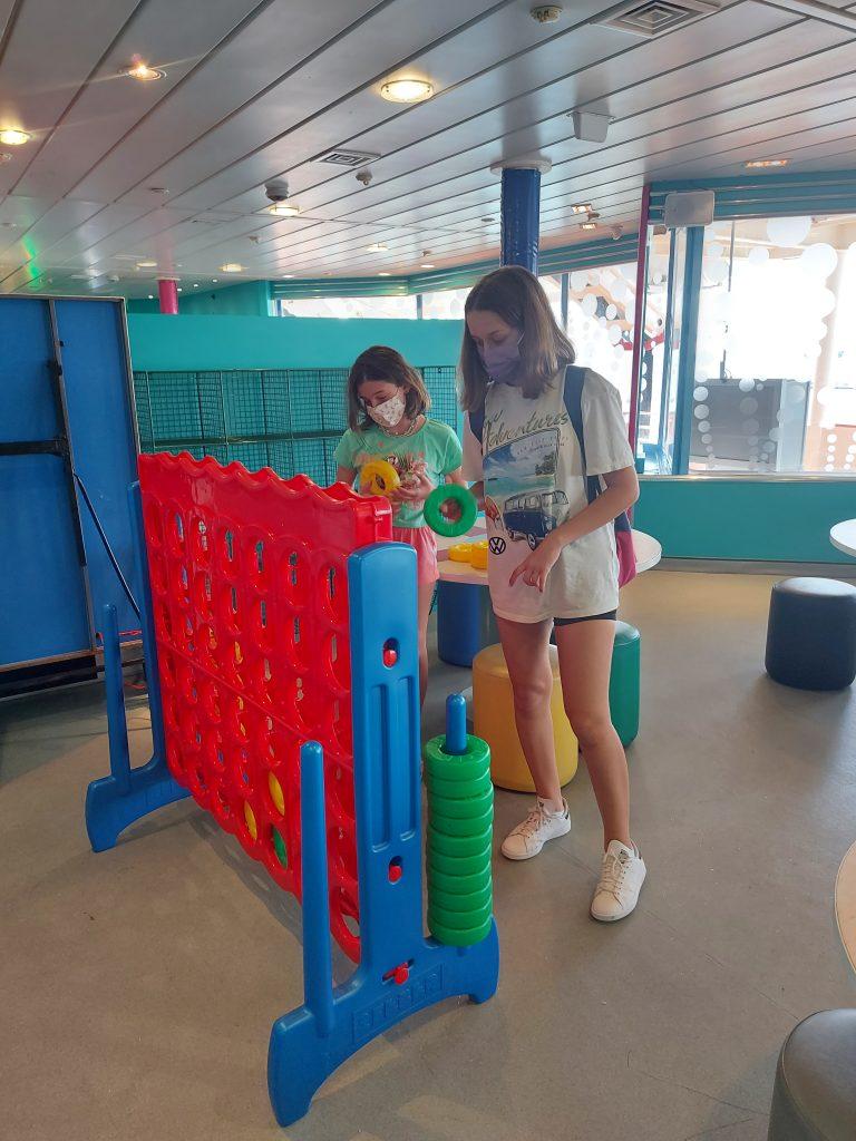 Οικογενειακή κρουαζιέρα με τη Celestyal Cruises εξερευνώντας το Μυθικό Αρχιπέλαγος, kids zone