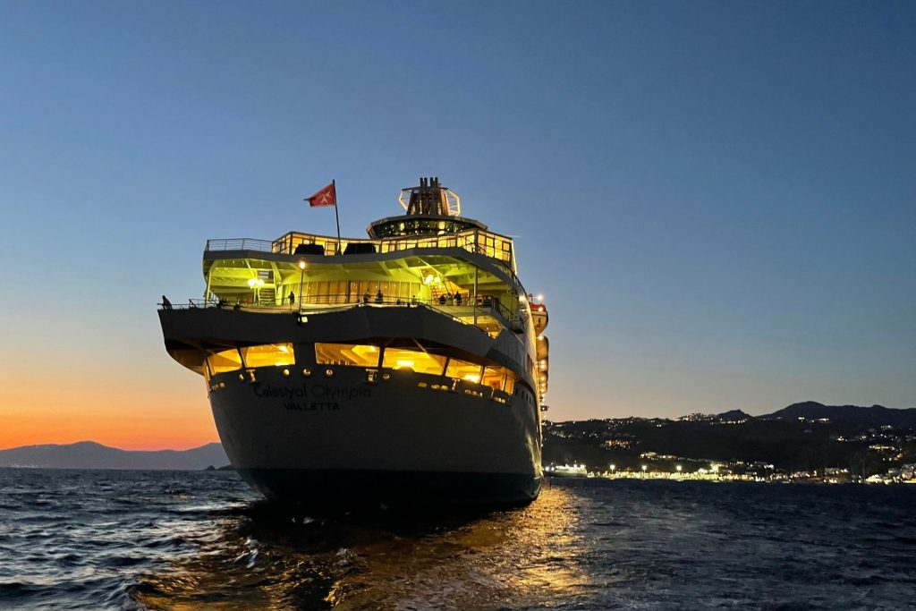 Οικογενειακή κρουαζιέρα με τη Celestyal Cruises εξερευνώντας το Μυθικό Αρχιπέλαγος, celestyal olympia