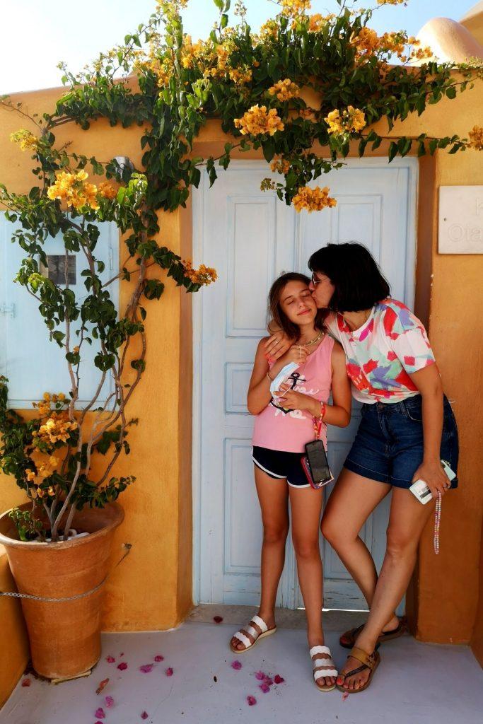 Πώς περάσαμε στη Σαντορίνη με τα παιδιά μας-Κρουαζιέρα με τη Celestyal Cruises-Οία