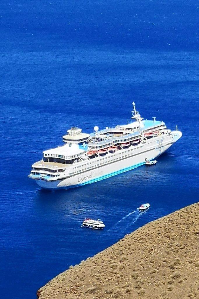 Κρουαζιέρα με τη Celestyal Cruises