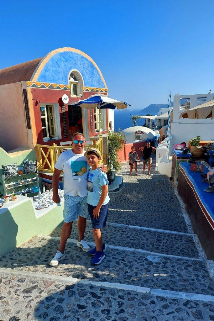Πώς περάσαμε στη Σαντορίνη με τα παιδιά μας-Κρουαζιέρα με τη Celestyal Cruises