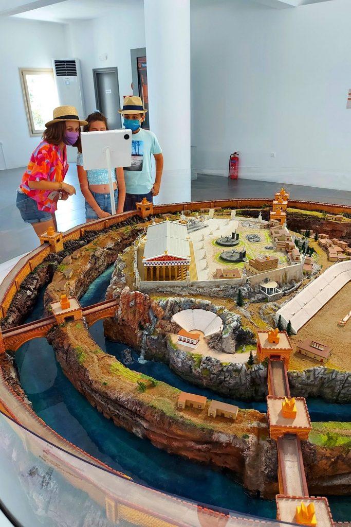 Lost Atlantis experience Museum-Santorini-Κρουαζιέρα με τη Celestyal Cruises
