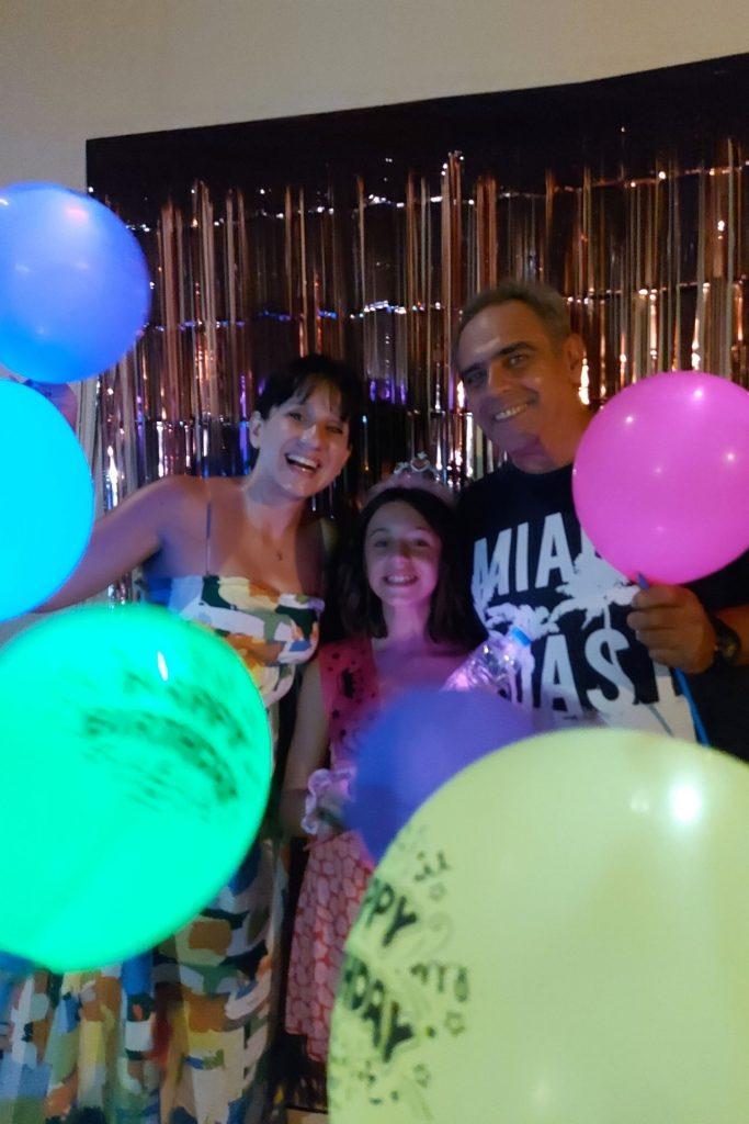 Pool Party στον ΄κήπο μας - Μπαλόνια Illooms