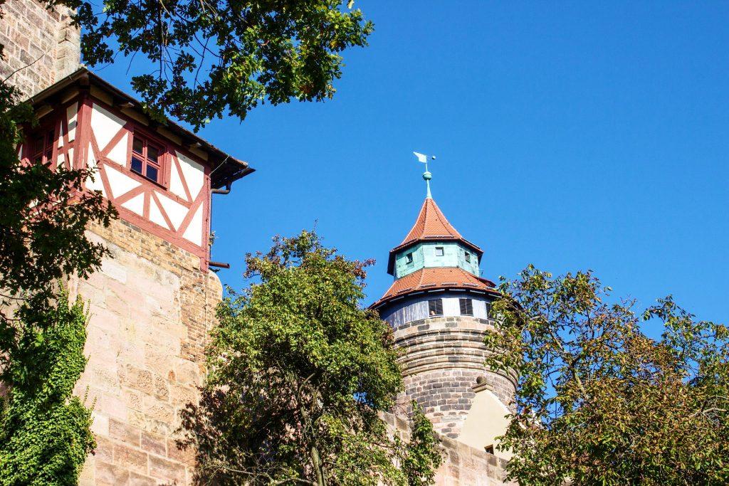 Νυρεμβέργη: Ξενάγηση στα αξιοθέατα της γερμανικής πόλης. το Κάστρο της Νυρεμβέργης