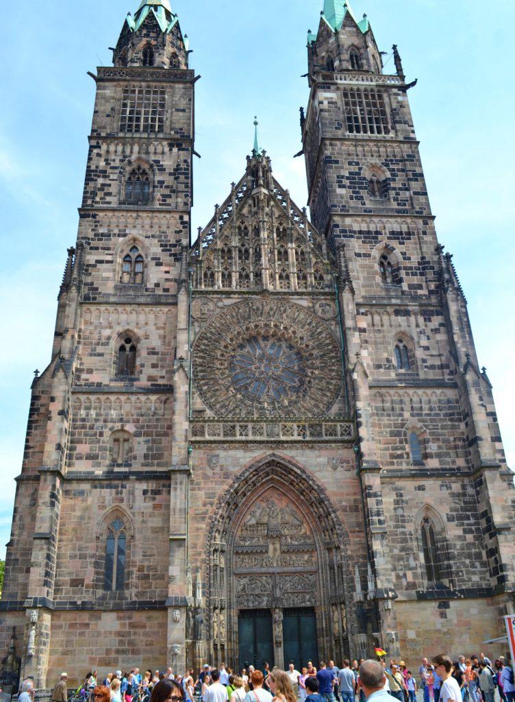 Νυρεμβέργη: Ξενάγηση στα αξιοθέατα της γερμανικής πόλης. St. Lorenz