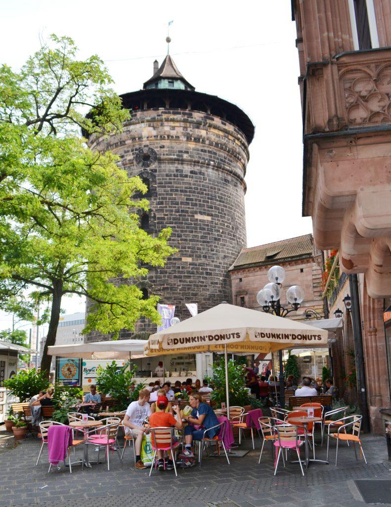 Νυρεμβέργη: Ξενάγηση στα αξιοθέατα της γερμανικής πόλης. Frauentorturm