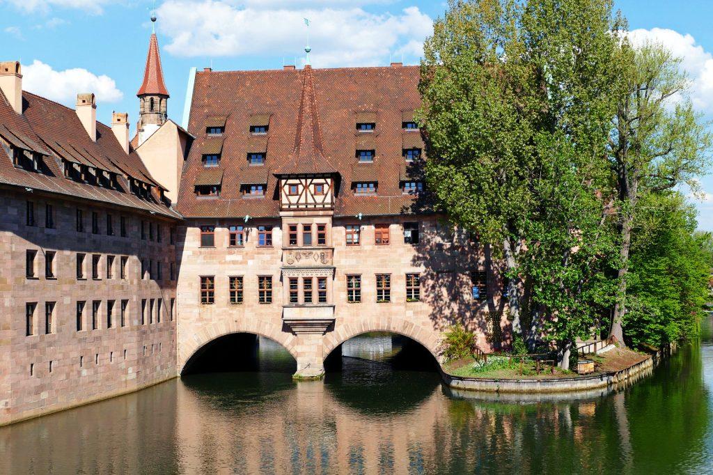 Νυρεμβέργη: Ξενάγηση στα αξιοθέατα της γερμανικής πόλης. Hellg Geist Spital