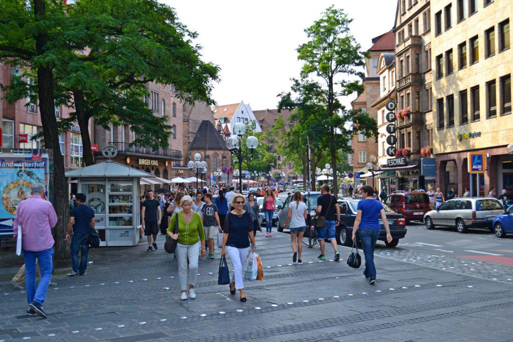 Νυρεμβέργη: Ξενάγηση στα αξιοθέατα της γερμανικής πόλης