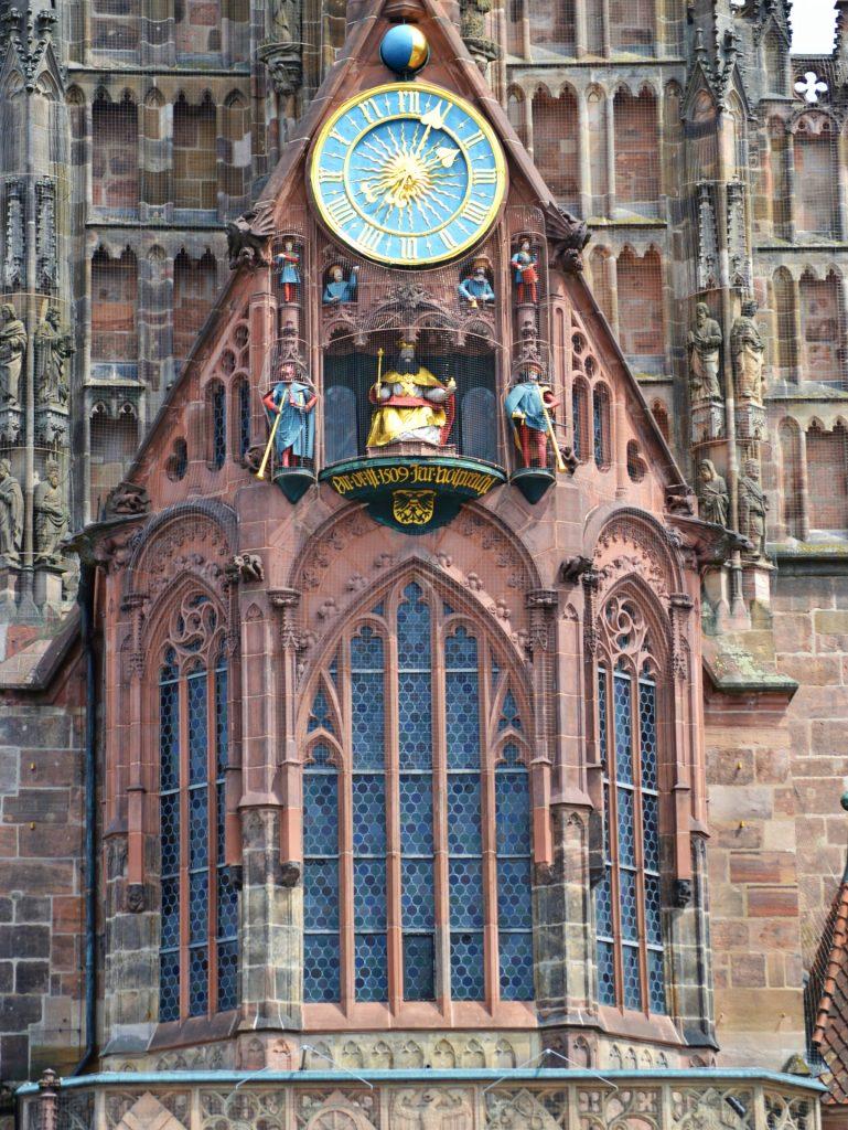Νυρεμβέργη: Ξενάγηση στα αξιοθέατα της γερμανικής πόλης. Frauenkirche